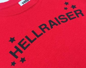 Hellraiser t-shirt - ALL PROCEEDS DONTATED to The Loveland Foundation