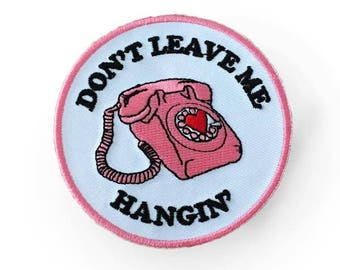 Hangin' on the Telephone Patch - ALL PROCEEDS DONATED to The Loveland Foundation