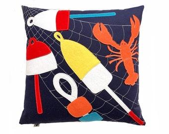 Lobster Net + Buoys: Multi