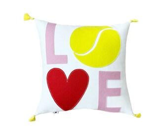 Tennis LOVE - White