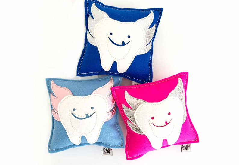 Toothfairy Pillow image 0