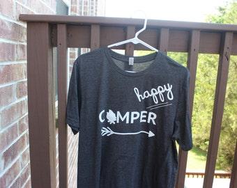 Happy Camper Shirts