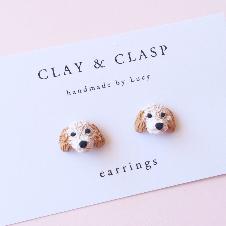 Custom Pet Photo Earrings