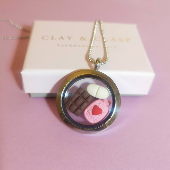 The Pad Project Special Addition Locket