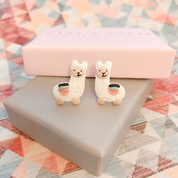 Llama or Alpaca Earrings