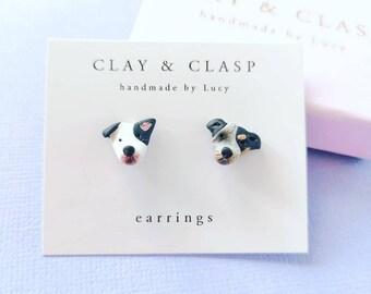 Custom Pet Earrings/Brooch/Cufflinks or Necklace