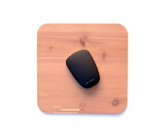 TIMBER Wood Mousepad