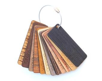 TIMBER Wood Sample Kit