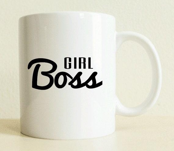 Entrepreneur gift for her Gift for boss Boss Lady mug