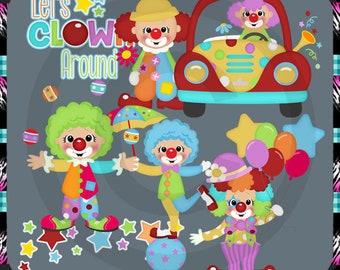 Clown Download Etsy