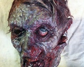 Full head zombie mask (The Dead)