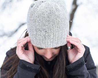 Igloo | Crochet hat pattern by Mëlie