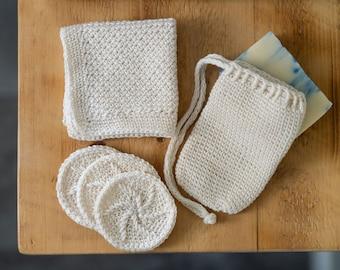 Nomade | Beauty kit crochet pattern