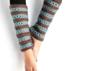 52# Crochet legwarmers pattern | Yoga | Instant download