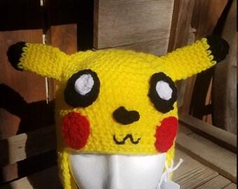 Pikachu Mütze Häkeln Etsy