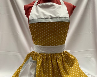 50s STYLE FULL APRONS