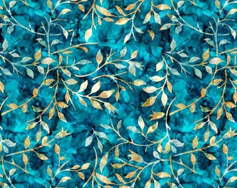 Batik Trail (02) - 100% cotton print fabric - CC302
