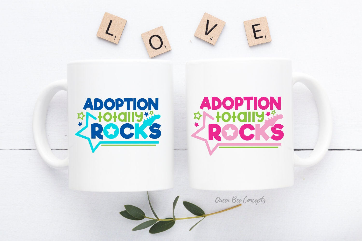 The Mug Coffee >> Adoption Totally Rocks Ceramic Mug 11 Oz Coffee Mug Coffee