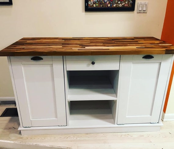 Custom Kitchen Islands: Custom Kitchen Island Made To Order