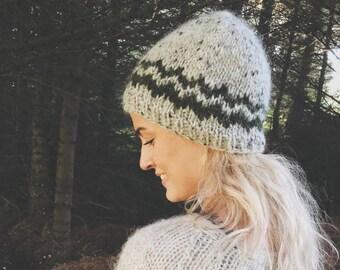 dd75bfc2297 Icelandic wool hat
