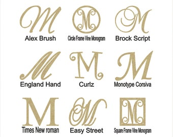 Letter m etsy popular items for letter m thecheapjerseys Image collections