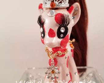 PRINCESS DAISY WICKS - Custom Pony