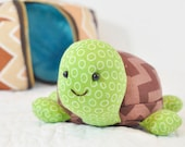 Baby Animal Pattern Collection | Hopeful Hatchlings Sewing Pattern eBook | Zipper Eggs | Baby Animals | Turtle