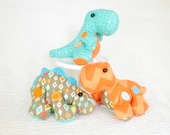 Delightful Dinos Sewing Pattern