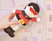 Super Sammy Super Hero Sewing Pattern