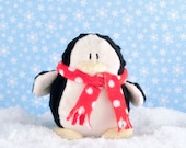 Paddy the Penguin PDF Sewing Pattern