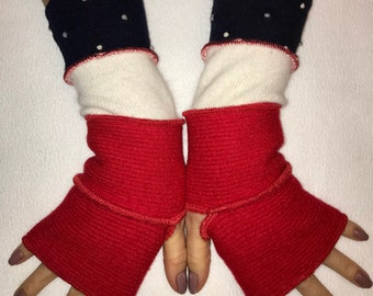 American patriot hand warmer
