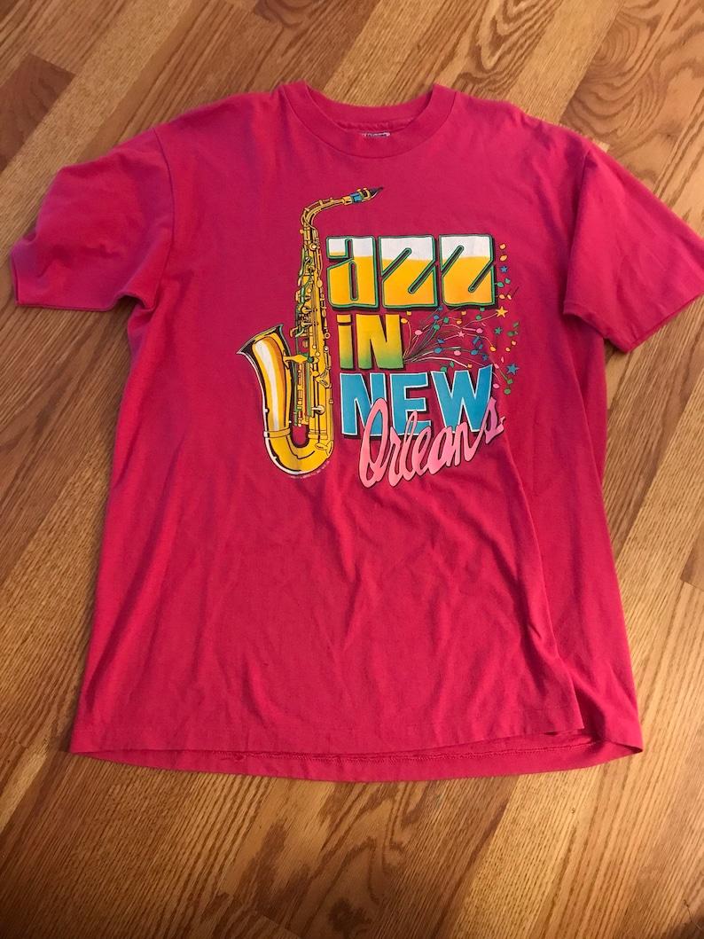 Vintage New Orleans tshirt