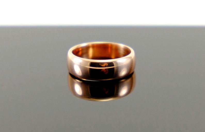 Cast shibuichi ring image 0