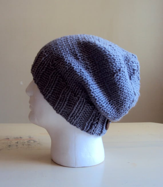 Ashton Kutcher Beanie Mens Slouchy Hat Ashto...