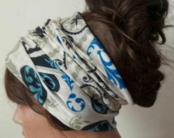 SALE! Yoga Headband Fitness Headband Running Headband Tube Bandana Earwarmer Dreadlock Headband  Hair Accessories
