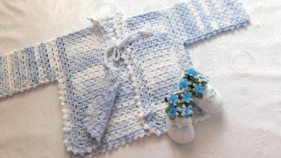 Verkauf 20 Rabatt Baby Jungenmädchen Häkeln Strickjacke Etsy