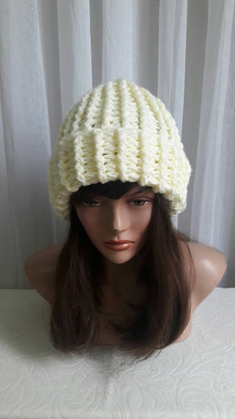 45b28bc2b Men/Women Chunky Winter Hat Ski Hat Snowboard Hat Knit Beanie Women Men  Kids Fashion Accessories Gift Ideas