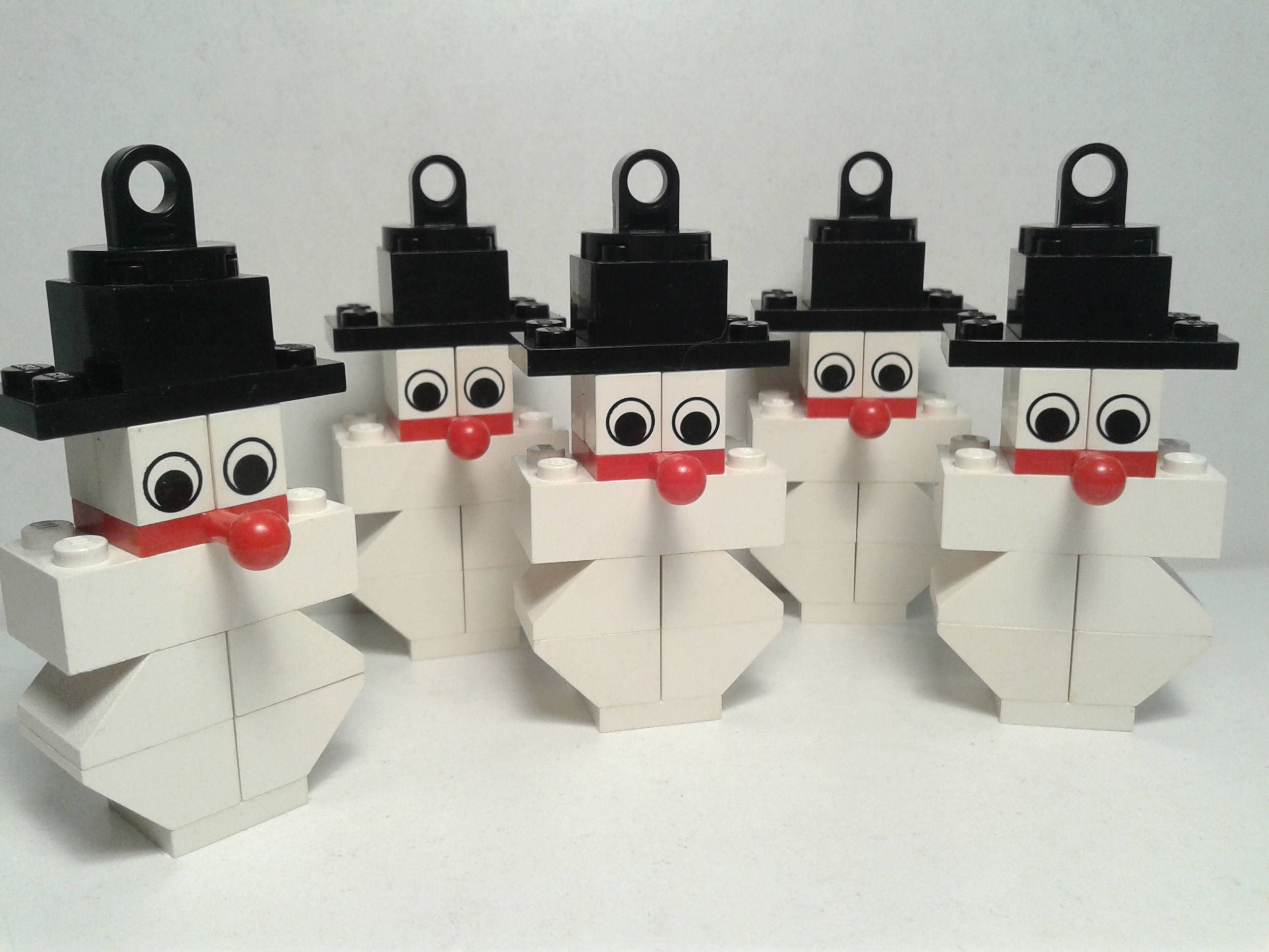 Lego Christmas Ornaments Snowman Christmas Decorations Ornaments For Christmas Tree