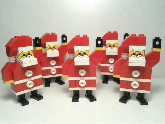 Lego Christmas Ornaments Santa Claus Christmas Decorations Ornaments For Christmas Tree