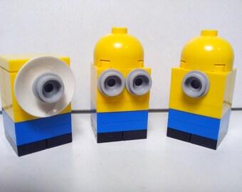 Lego Custom Minions