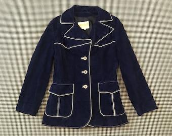 Mod velvet jacket  7b812959a