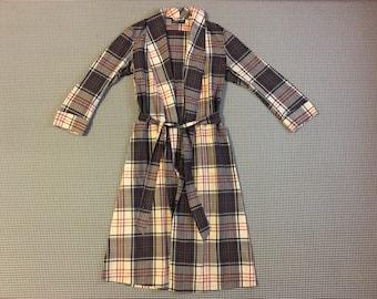 80s vintage bathrobe  465d068bb