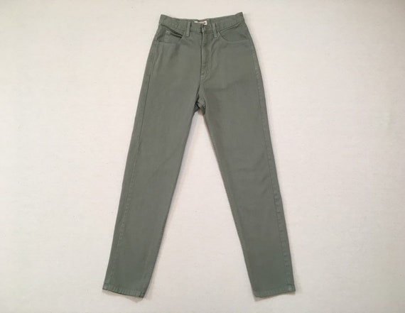 1990's, Guess jeans, in gray, Men's size 29