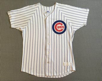 1997, Chicago Cubs, jersey, by Russell Athletic, Adult size XL