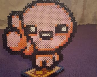 The Binding of Isaac standing perler sprite