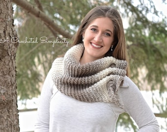 Crochet Pattern: Aveline Scarf **Permission to Sell Finished Items INSTANT DOWNLOAD
