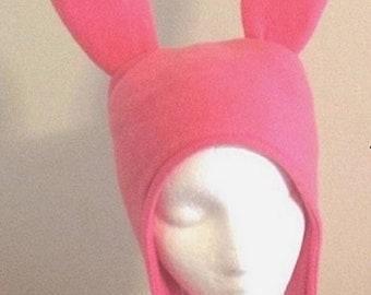 3cd238719 Rabbit hat | Etsy