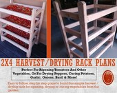 2x4 Harvest / Drying Rack Plans
