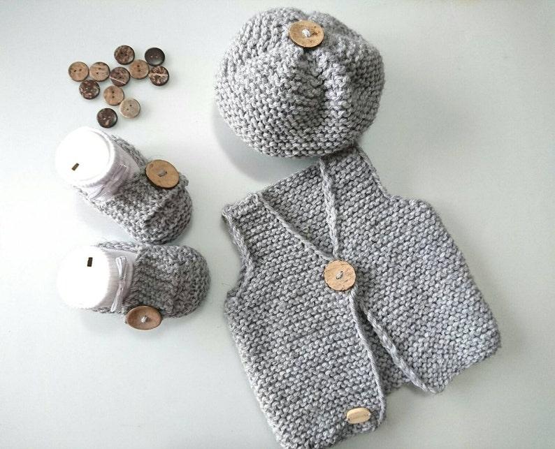 80730e8d9 Newborn sweater set Baby boy baby gift set baby boy outfit