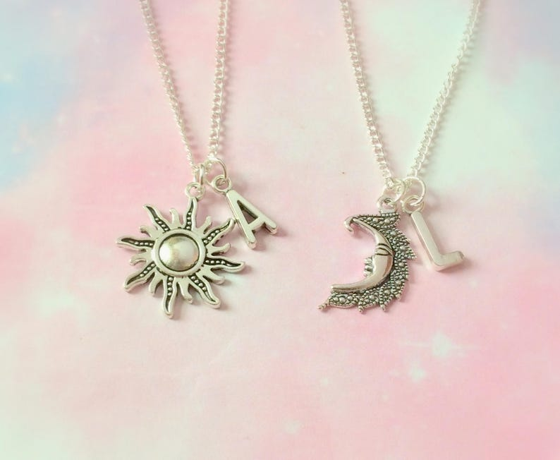 Personalized BFF Necklace